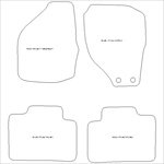 Isuzu Rodeo Car Mats